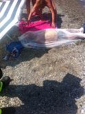 ULTIM'ORA: tragedia a Valle di Tindari, anziano muore annegato.