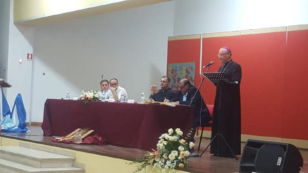 """Patti: Assemblea Ecclesiale Diocesana, Uno """"sguardo al passato"""" ma, soprattutto la """"proiezione al futuro"""""""