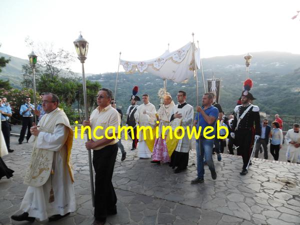 Patti: Processione del CORPUS DOMINI 2018; guarda le Foto
