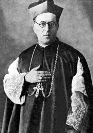 San Giorgio: oggi la presentazione del libro sul vescovo mons. Ficarra