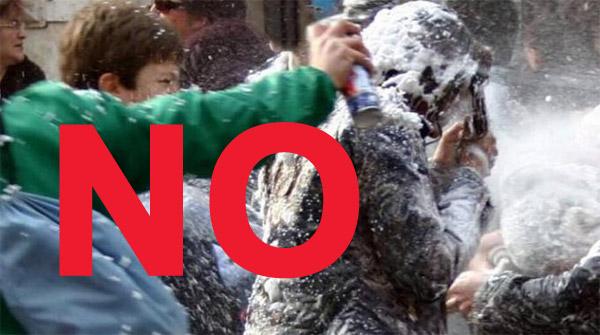 Patti: Gran Carnevale Pattese, vietati spray schiumogeni