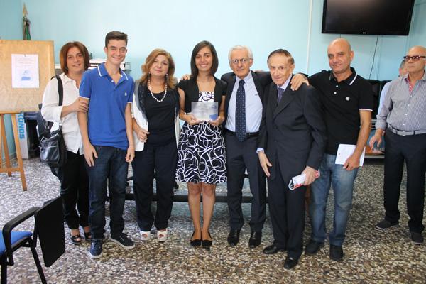 Patti: ad Alessandra Fugazzotto la prima borsa di studio dedicata ad Antonella Minniti Ajello
