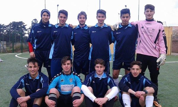 Il Borghese-Faranda alla prima vittoria nei campionati sportivi studenteschi 2014/15