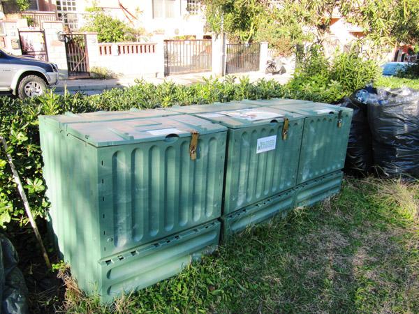 Patti: continua con successo la sperimentazione delle compostiere nel quartiere San Giovanni