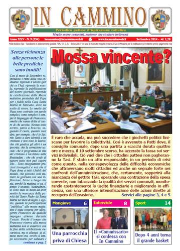 Patti: da oggi in edicola «Mossa vincente?», il nuovo numero del nostro giornale dedicato all'azzeramento della Tasi