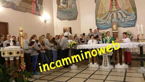 Patti: il coro di Magonza ieri sera nella Chiesa del Sacro Cuore