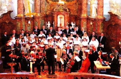 Patti: domani nella Chiesa del Sacro Cuore una corale tedesca animerà la S. Messa vespertina