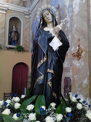 Festa di Maria SS. Addolorata a Patti Marina: guarda le foto della processione a mare