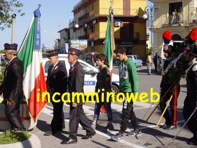 Patti: celebrata la festa delle Forze Armate e dell'Unità Nazionale; guarda le foto