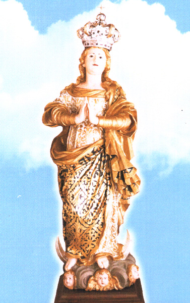 Patti: si avvicina la festa cittadina dell'Immacolata, domani la processione per le vie del centro storico con la statua restaurata