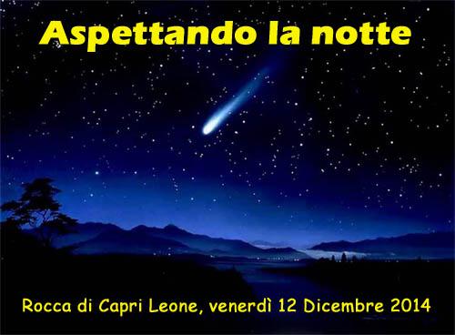 Stasera l'incontro diocesano dei giovani a Rocca di Capri Leone