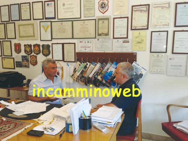 Patti: intervista esclusiva al Comandante della Polizia Municipale, Castrense Ganci