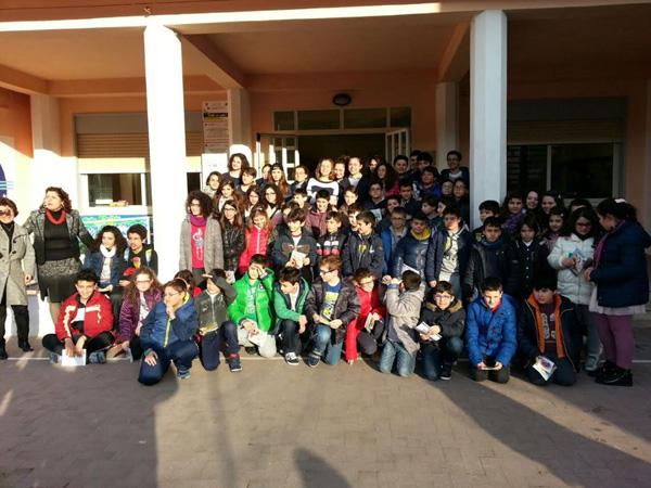 Patti: 55 alunni dell'istituto «Pirandello» hanno partecipato al «Kangourou della matematica»