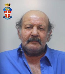 Gioiosa Marea: sorpreso senza biglietto minaccia i controllori sul treno ed i Carabinieri intervenuti, arrestato un romeno di 64 anni