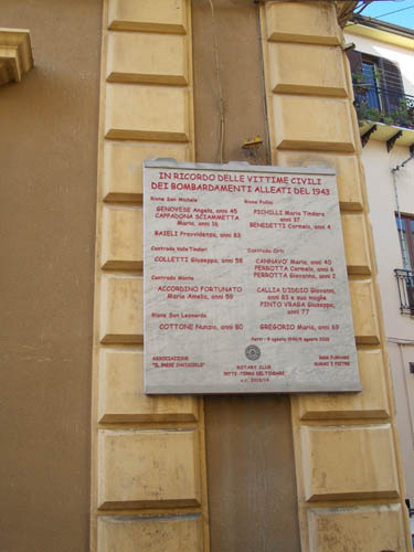 Montagnareale: sabato 9 agosto la proiezione di «Patti sotto le bombe del '43»
