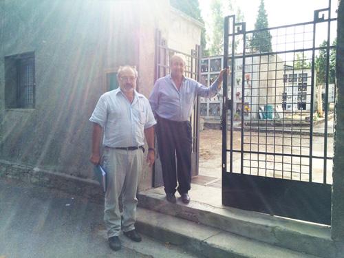 Patti: nuovi loculi al cimitero di Scala, consegnati i lavori