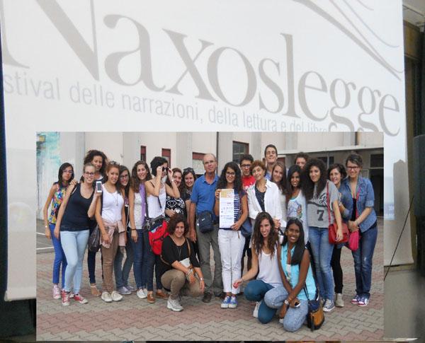 Patti: il Liceo a «Naxoslegge», la maratona di lettura