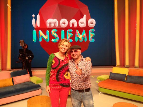 Nino e Salvo Silvio inviati di Licia Colò nel nuovo programma su TV2000