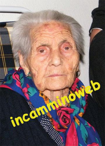 La scomparsa di Nonna Nina, la centenaria pattese