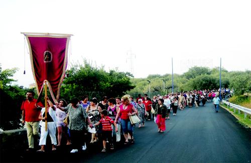 Patti: oggi il pellegrinaggio all'Acquasanta in onore di Santa Febronia, patrona della città
