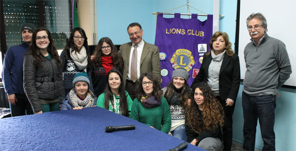 Patti: il «Progetto Martina» incontra gli allievi del Liceo Vittorio Emanuele III