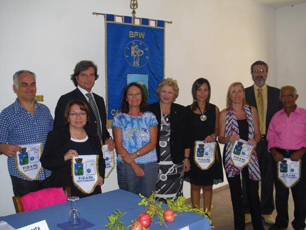 Patti: giornata di studi ai laghetti di Marinello organizzata dalla Fidapa