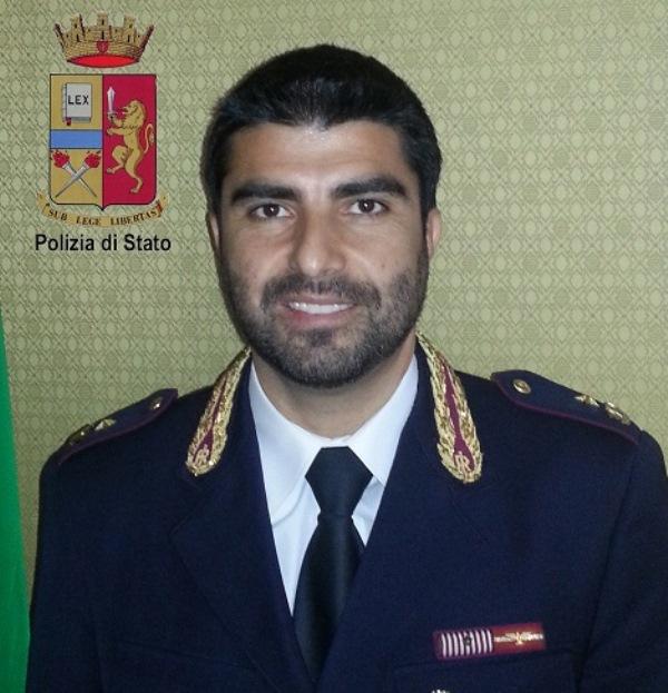 Assegnato un nuovo funzionario alla Questura di Messina: è il pattese salvatore Di Blasi