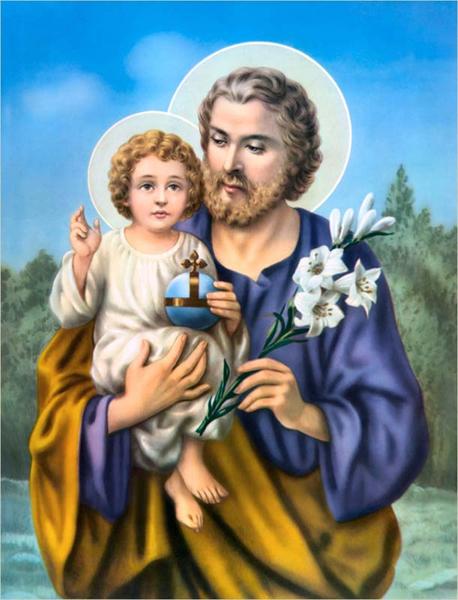 Festa di S. Giuseppe: buon onomastico e auguri a tutti i papà