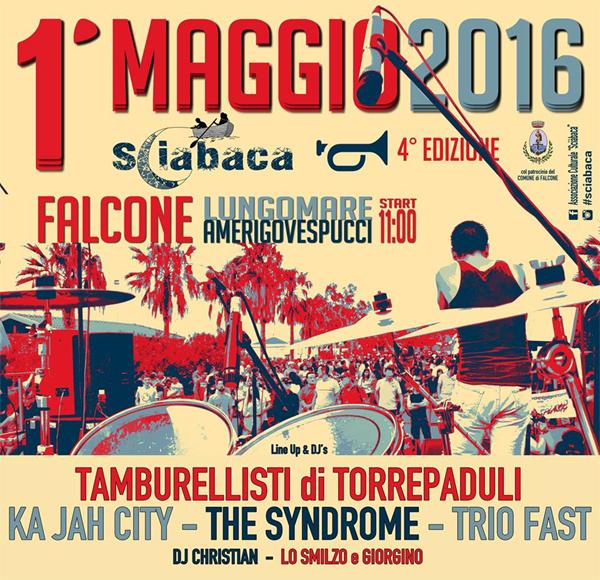 Falcone: l'associazione «Sciabaca» organizza la festa del Primo Maggio