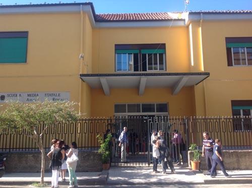 Montalbano Elicona: la scuola media