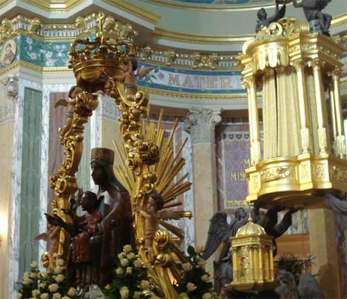 Tindari: il programma della festa della Madonna