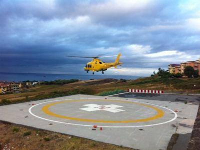 Il Tar di Catania discuterà l'11 febbraio 2021 sulla gestione delle elisuperfici negli ospedali di Milazzo e Patti