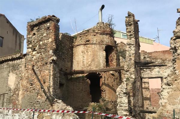 Patti Marina: si è svolto oggi il sopralluogo all'Antica Fornace