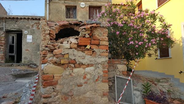 Tindari: un antico forno che potrebbe essere recuperato