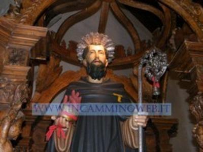 Patti: 17 gennaio, la festa di Sant'Antonio Abate. In mattinata la benedizione degli animali e del fuoco; ore 16 la processione