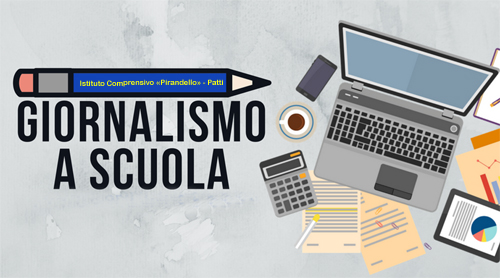 "Patti: laboratorio di giornalismo all'Istituto Comprensivo ""Pirandello"""