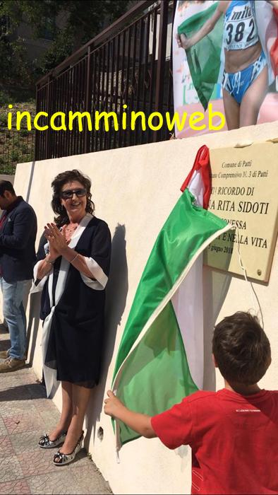 Patti: festa dello sport in nome di Anna Rita Sidoti all'Istituto