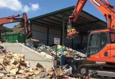 Patti: prorogata fino al 31 Marzo la gestione del Centro comunale per la raccolta dei rifiuti e conferimento in discarica