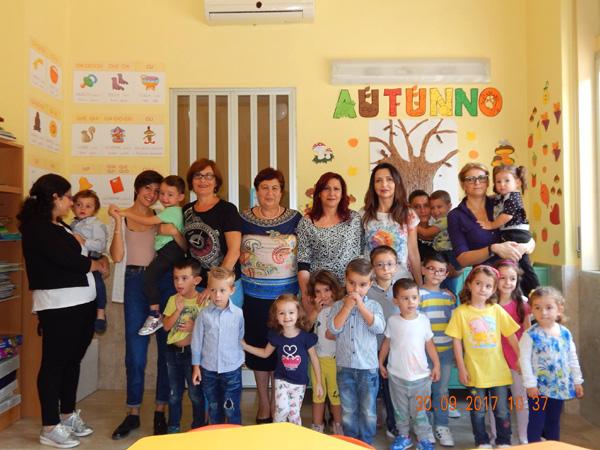 Patti Marina: la «Festa dell'Accoglienza» all'Istituto Caleca