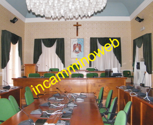 Patti: martedì 30 marzo si riunisce il Consiglio comunale