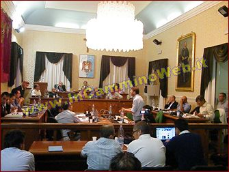 Patti: il consiglio comunale convocato per martedì 7 Ottobre