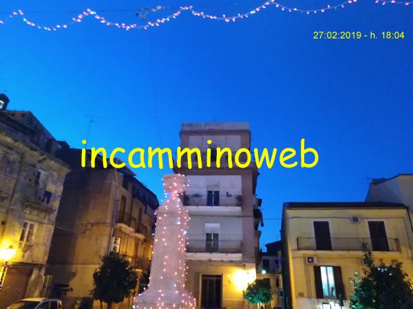 Patti: in piazza Niosi è... ancora Natale!