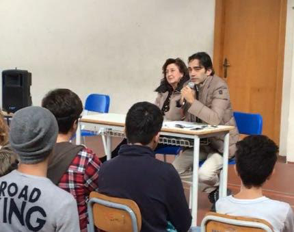 Patti: a scuola di legalità con il magistrato Francesco Massara