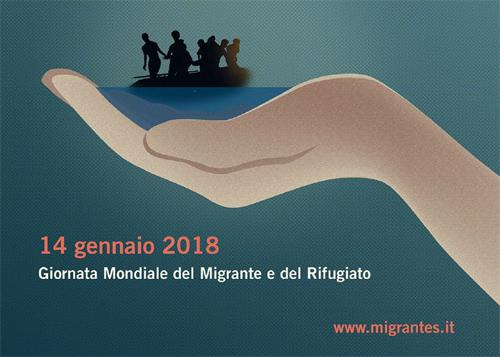 Patti: domenica 14 gennaio nella Chiesa Concattedrale la Santa Messa celebrata dal vescovo in occasione della Giornata Mondiale del Migrante e del Rifugiato