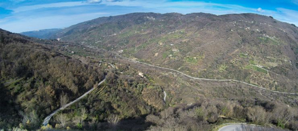 Ucria: stamane incidente sulla strada provinciale, muore un uomo di Tortorici