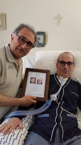 Patti: Francesco Saporito premiato per la poesia
