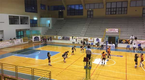 Patti: domani la gara 2 delle semifinali playoff tra la Saracena Volley e la Stefanese