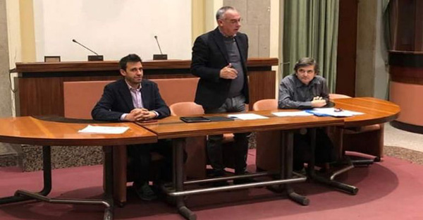 Messina: infortuni nei cantieri edili, a Palazzo dei Leoni incontro tra il Comitato Paritetico Territoriale e i tecnici della Città Metropolitana