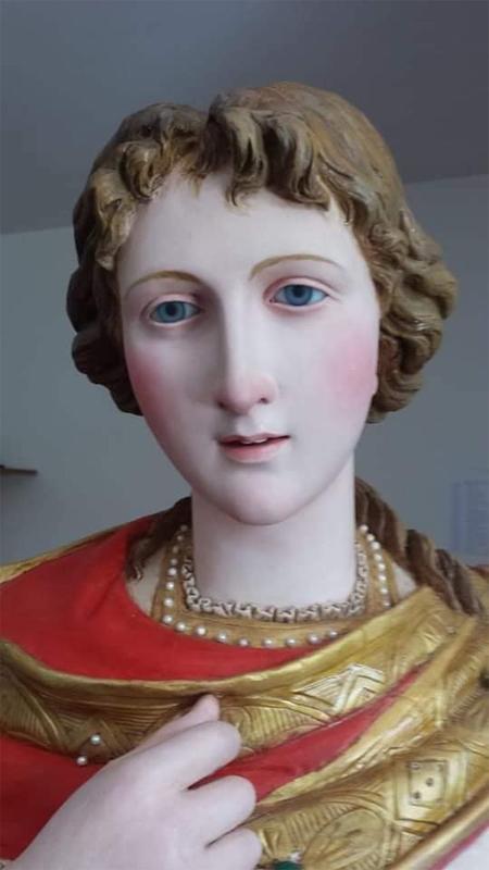 Patti: stasera in Cattedrale inizia il triduo in onore della patrona santa Febronia