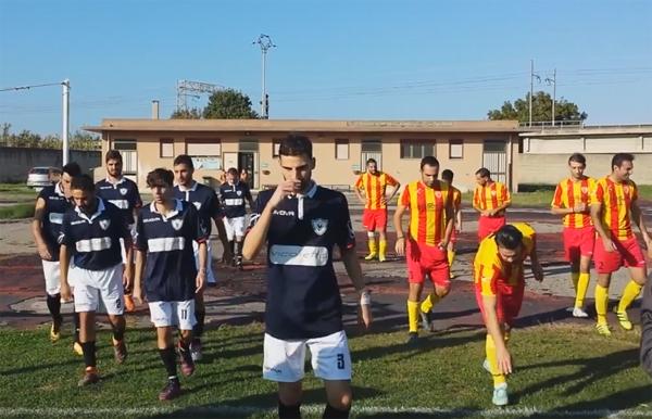 Patti: la nuova Rinascita vince il big match battendo il Pro Falcone per 4-0